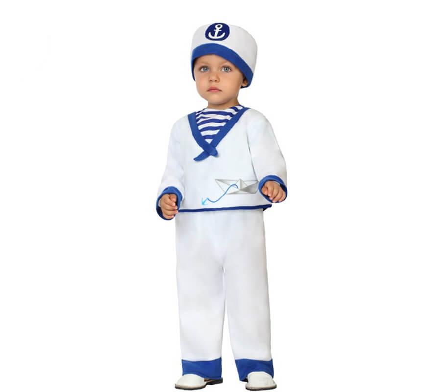 Disfraz de marinero casero dependiendo del color es - Disfraz de marinero casero ...