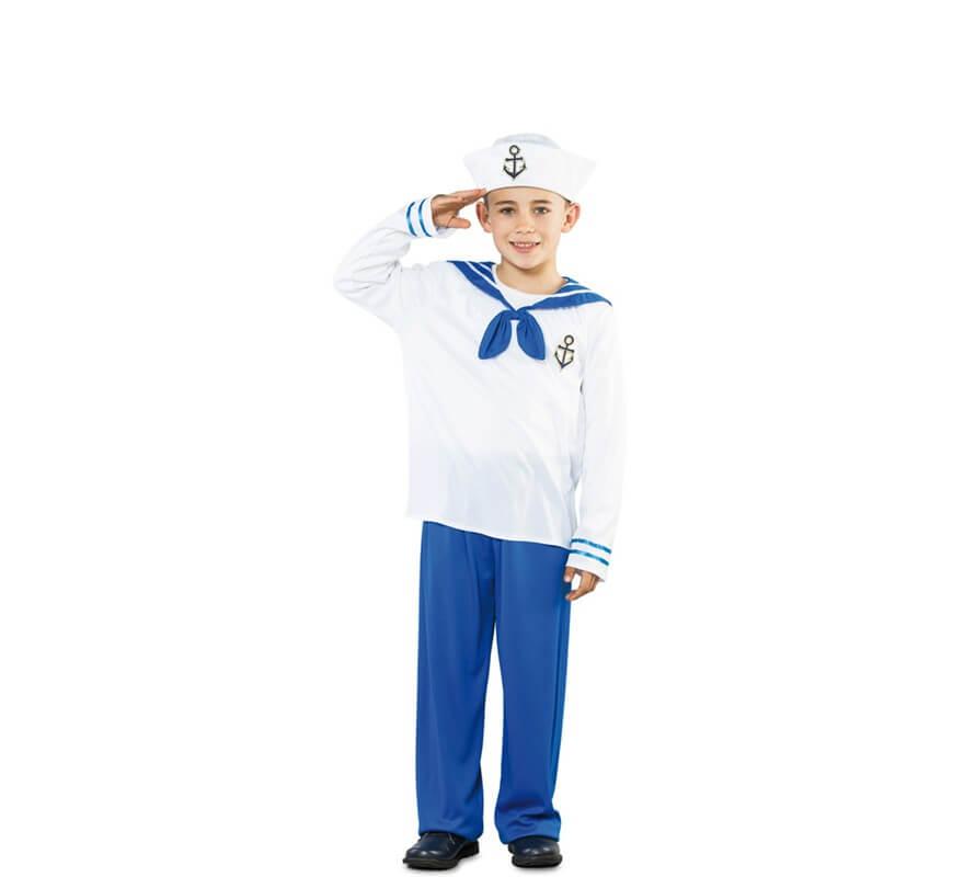 Disfraz de Marinero con ancla para niño c76316c209b