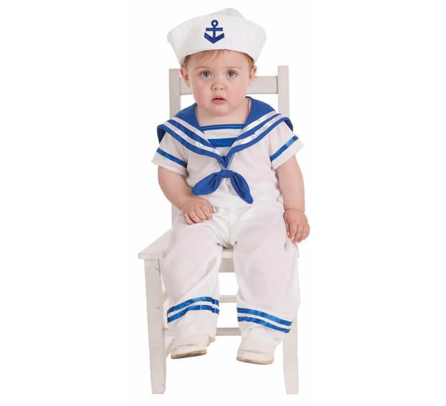 Como armar un disfraz de marinero disfraz de marinero - Como hacer un disfraz de bebe ...