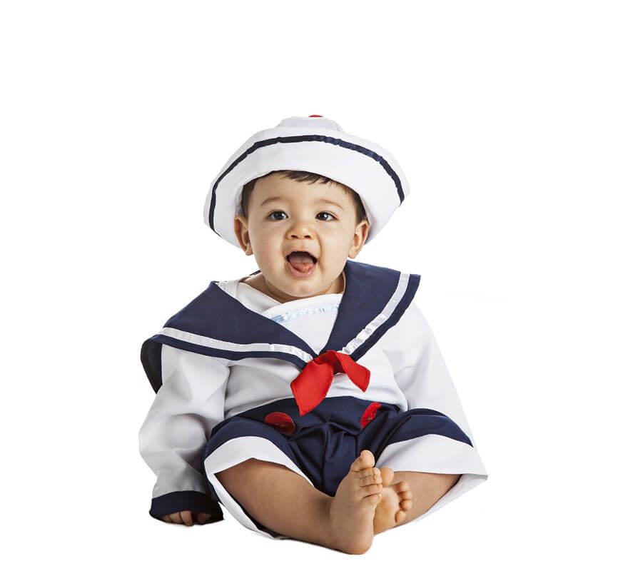 Disfraz de marinero para beb - Disfraz de marinero casero ...