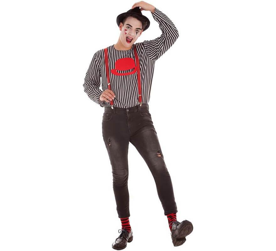 Disfraz de Mimo para hombre b5ff000d03a