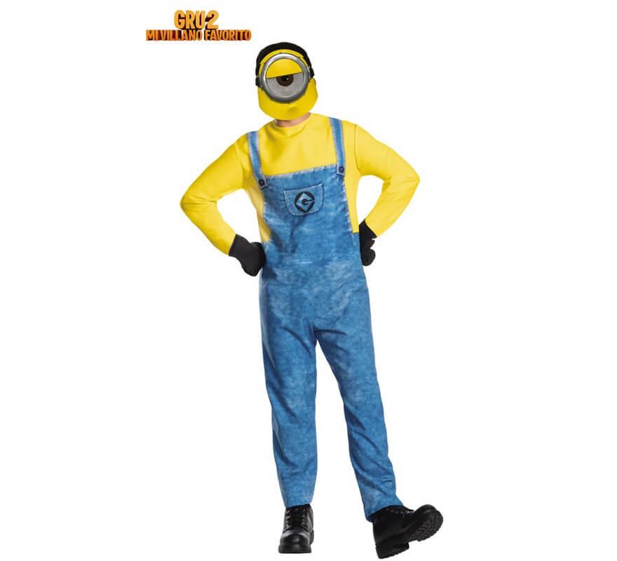 Disfraz De Minion De Gru 2 Mi Villano Favorito Para Hombre