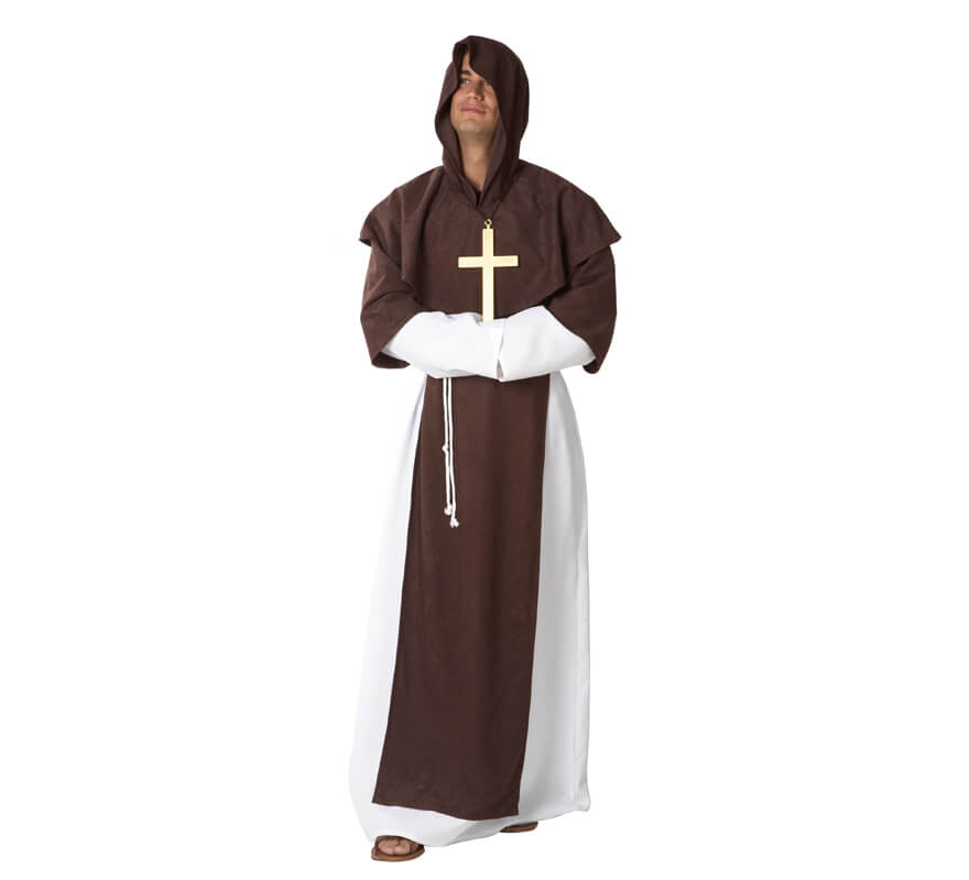 Disfraz Cisterciense Hombre Monje Para De ED29bYIeHW