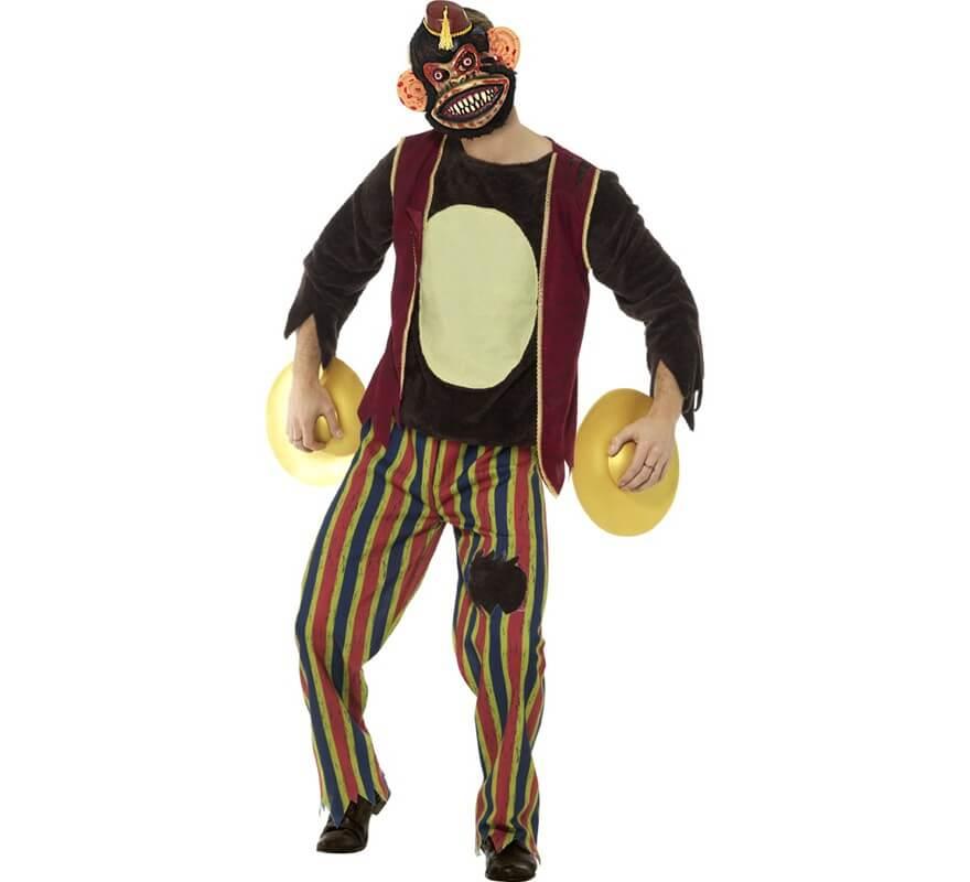 Hombre De Para Disfraz Asesino Juguete Mono 8ZnwPkN0OX