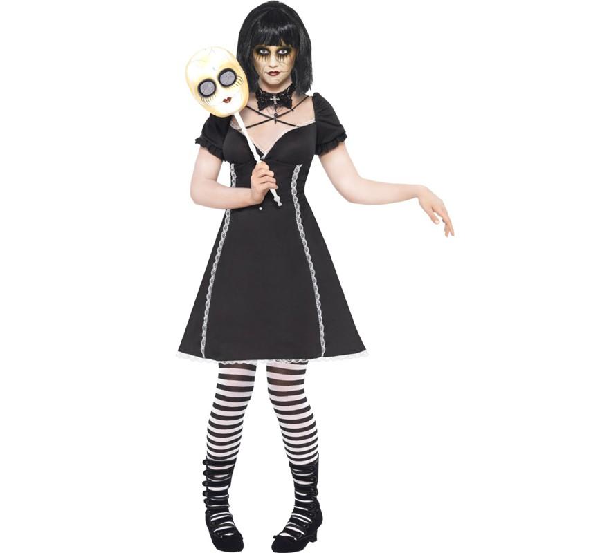 Disfraz De Miedo Mujer Disfraz De Bruja Corazones Para Mujer Ste