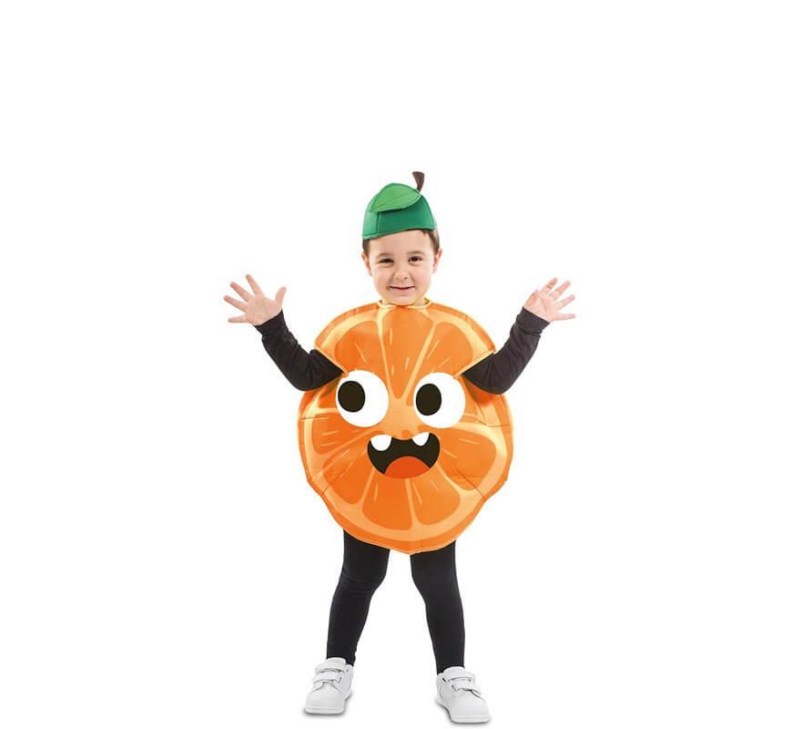Disfraz De Naranja Para Niños Y Bebé
