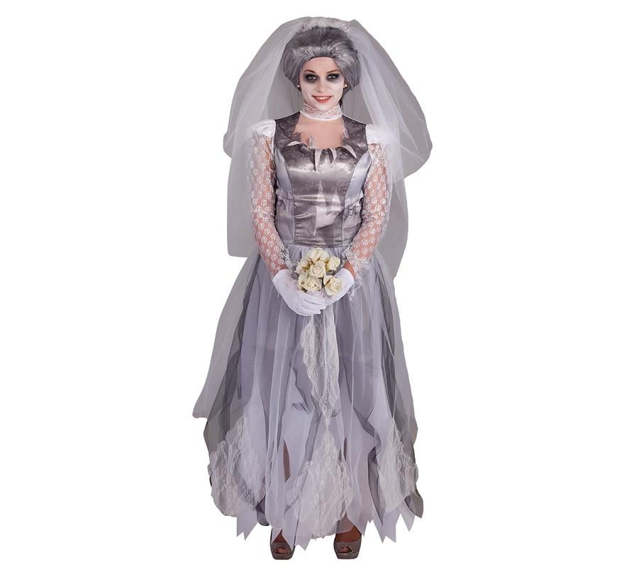 Vestido novia cadaver barato