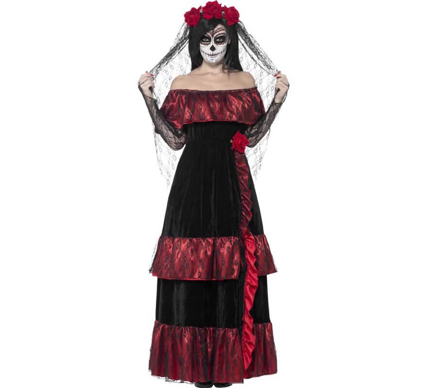 0d5b86657 Disfraces de Catrina y Día de los Muertos · Tienda online 24H