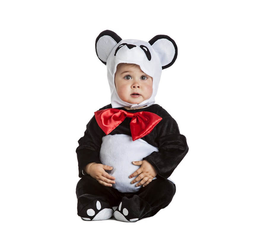 Disfraz de Oso Panda para bebé
