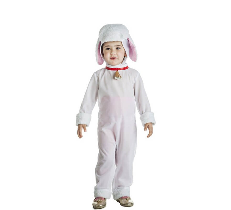 disfraz para ninos de oveja