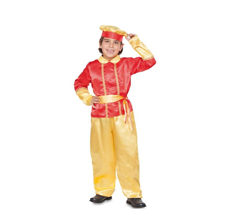 952c14bef89e8 Disfraces de Niño para Navidad · Disfraz Navideño para Niño en 24H