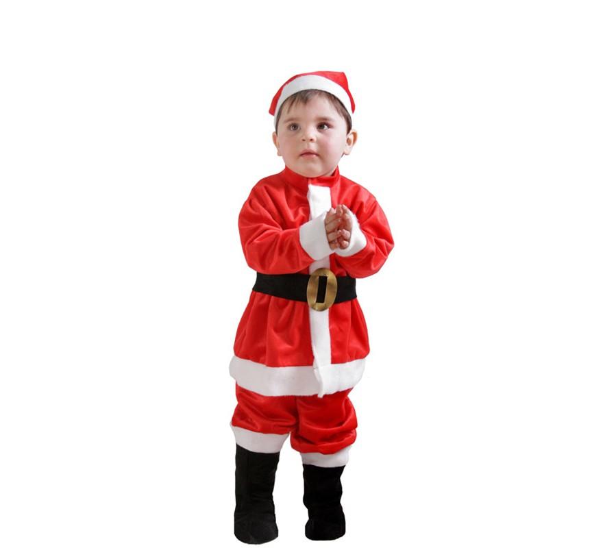 Disfraz de papa noel beb 18 meses para navidad - Disfraz de navidad para bebes ...