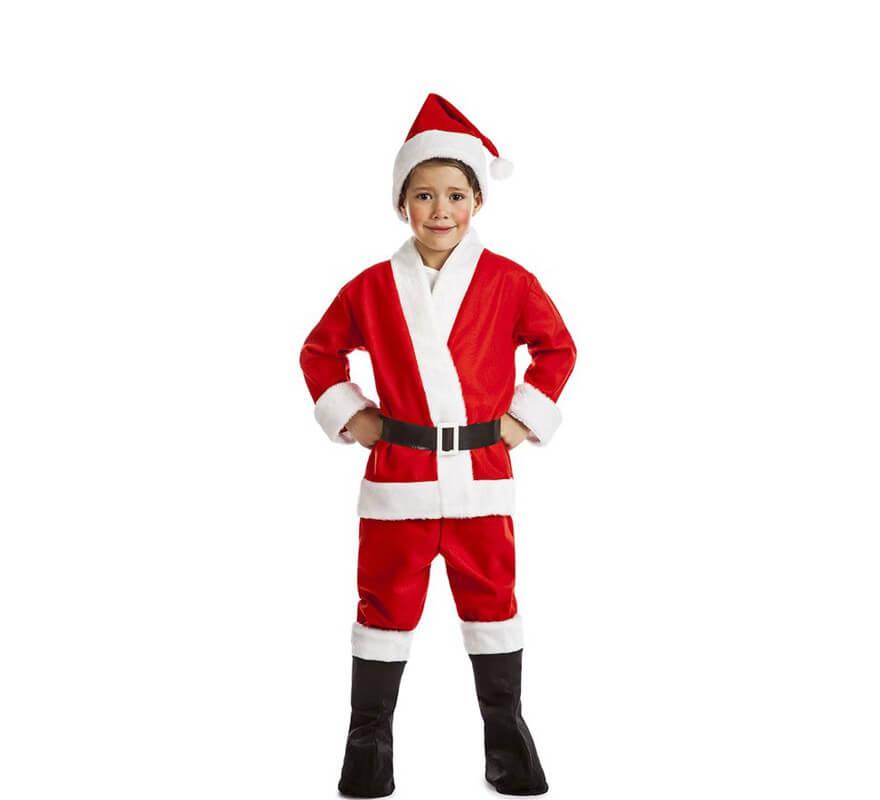 Disfraz de pap noel para ni o - Disfraz de santa claus para nino ...