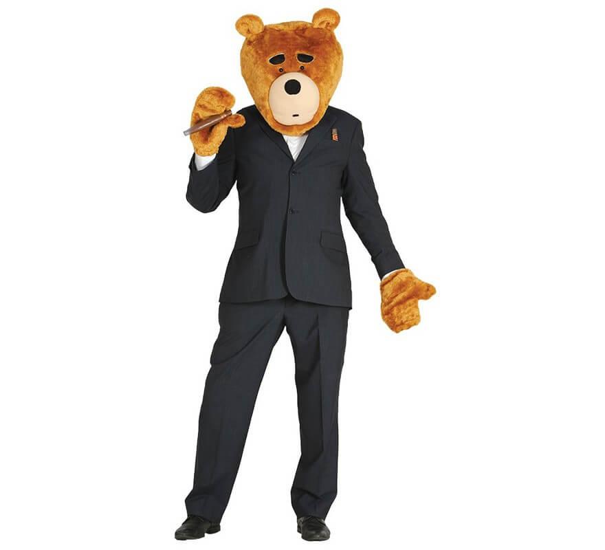 Resultado de imagen para disfraz de oso en adultos