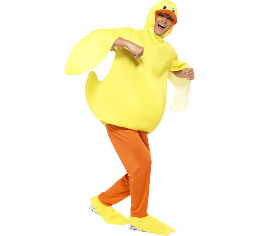 Disfraz de Pato para adultos