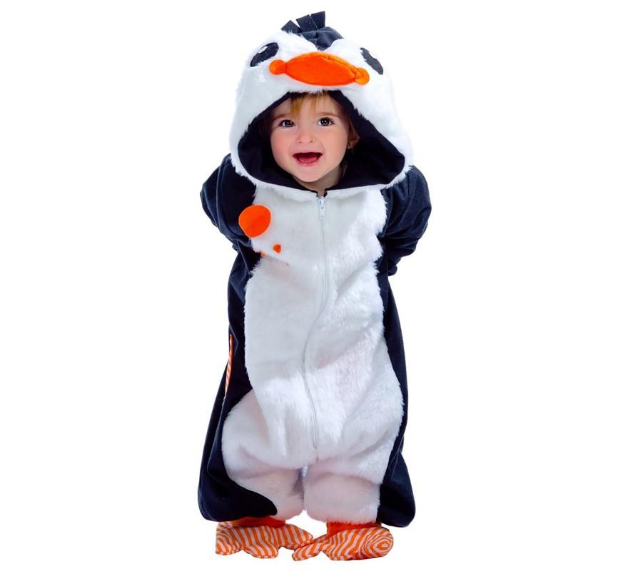 d guisement ou grenouill re pingouin pour b b 10 mois. Black Bedroom Furniture Sets. Home Design Ideas