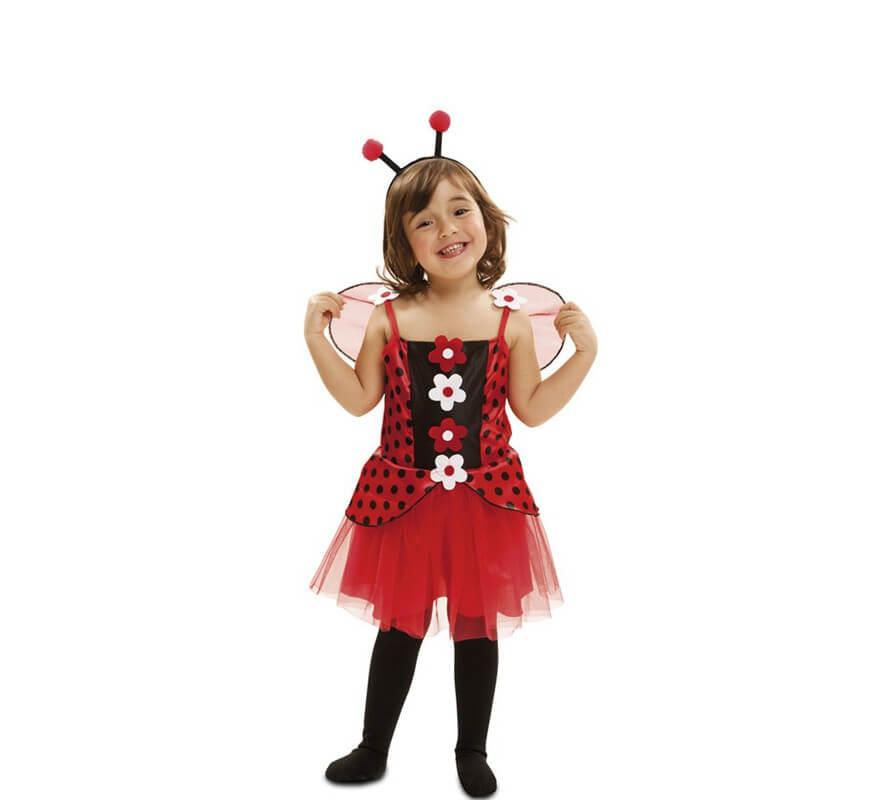 D guisement petite coccinelle pour fille - Deguisement petite fille ...
