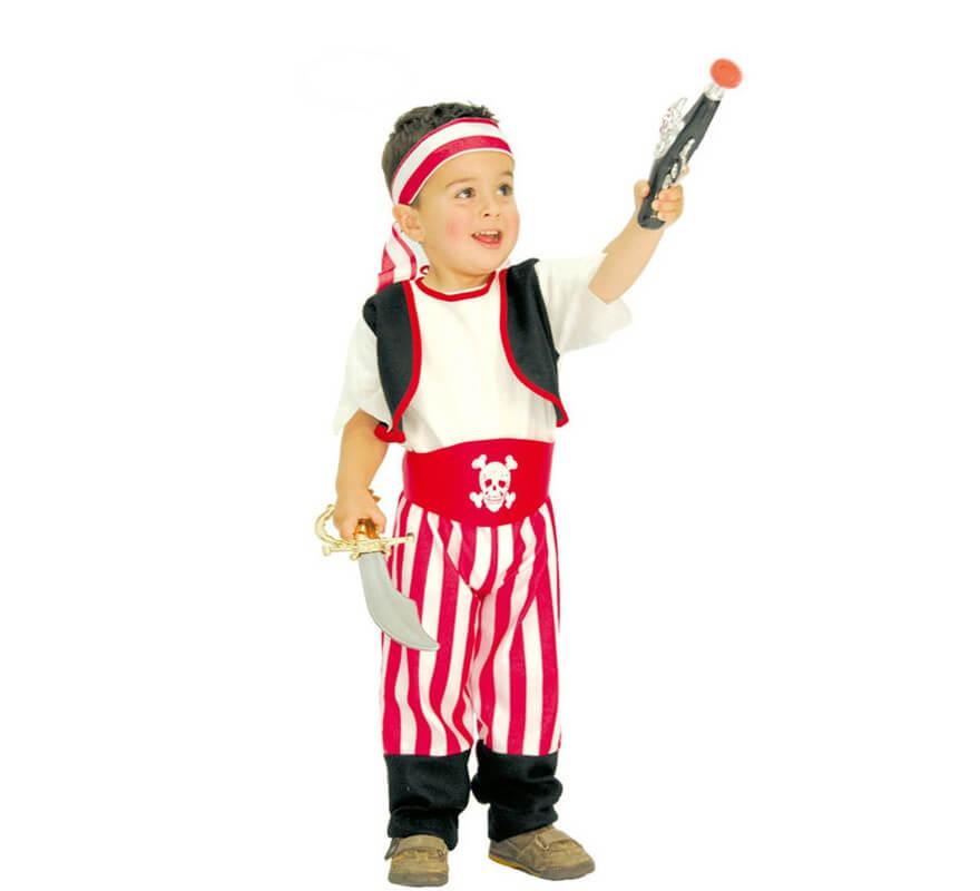 Carnaval 4 Ans Baby À 2 Cher De Pirate Pas Déguisement Pour ZikXPOu