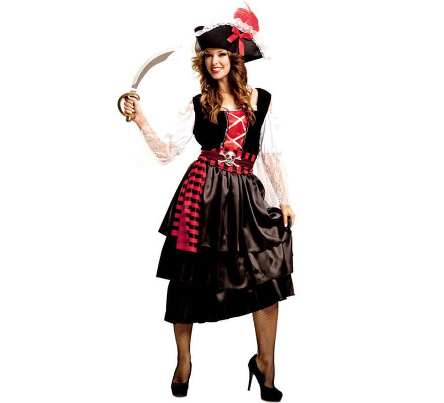 9f1cc5b074b Mujer Piratas, Bucaneros y Corsarios