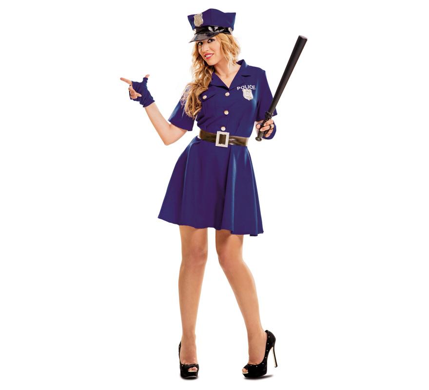 Disfraces De Policías Y Presos Para Mujer En Disfrazzes