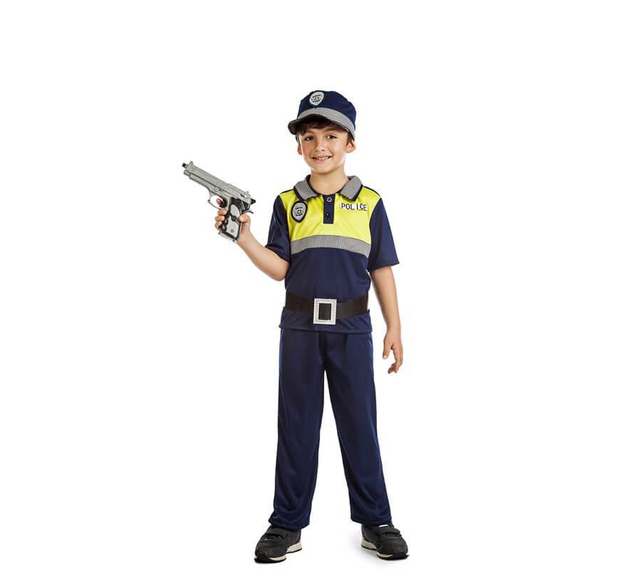 como hacer un disfraz de policia pictures to pin on