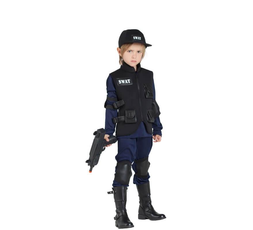 Plastica Sfollagente Bastone Polizia Costume Accessorio