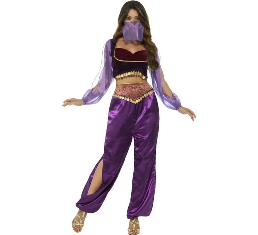 8d23e55cd Disfraz de Princesa del Desierto para mujer