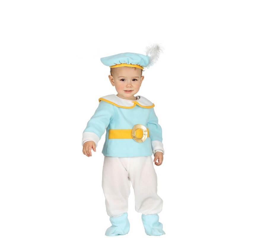 Disfraz de pr ncipe azul baby para beb s - Disfraz para bebes ...