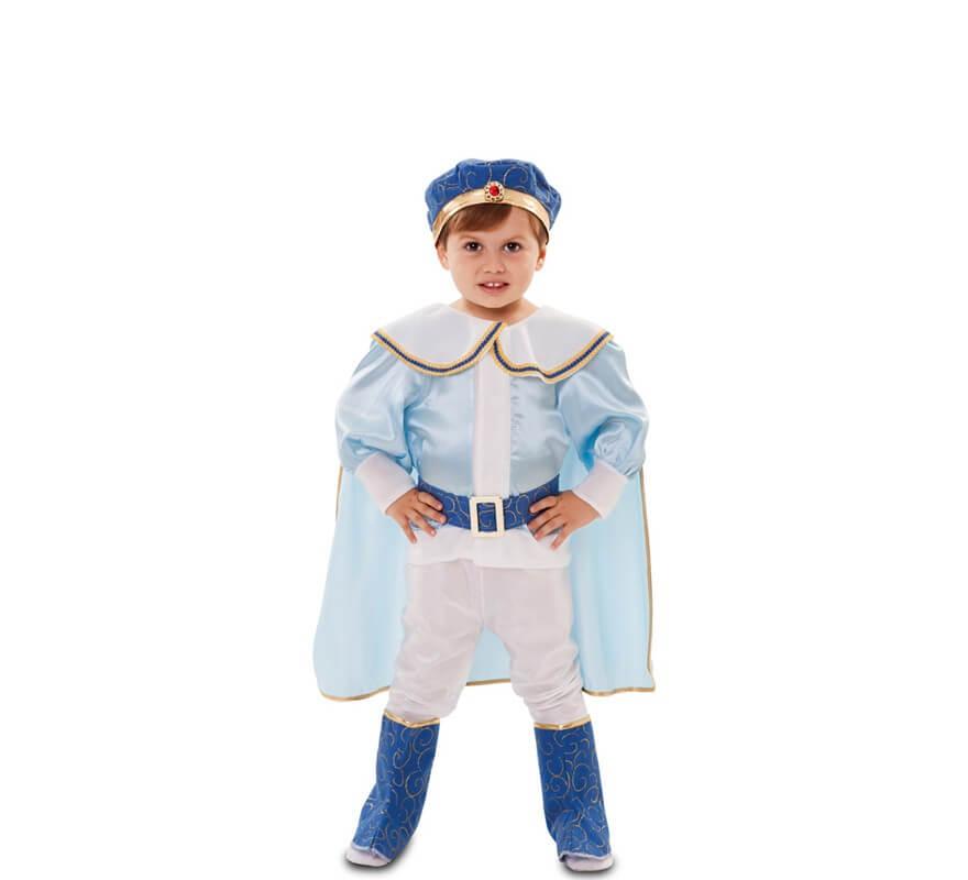 Saco azul rey para nino