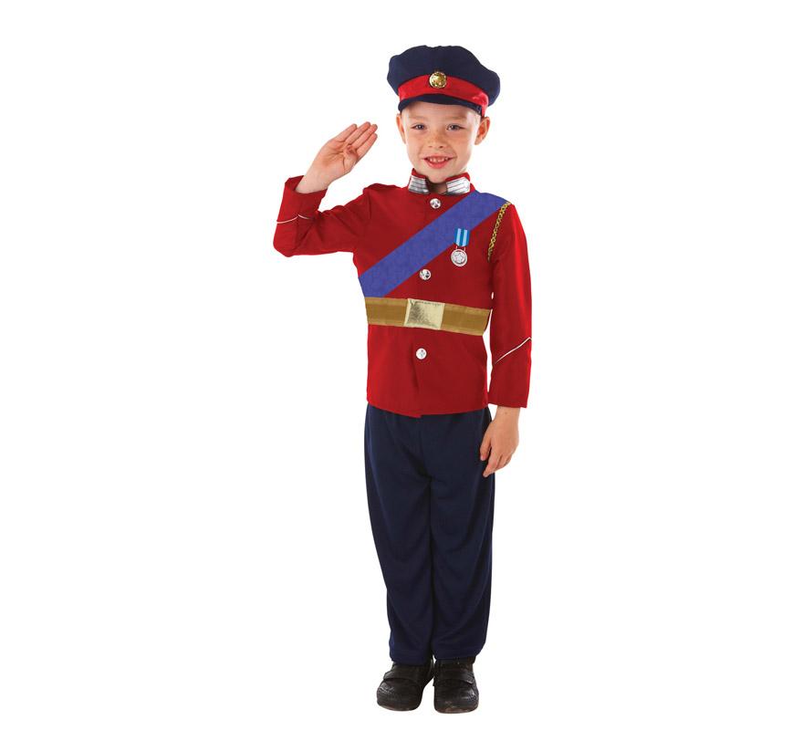 Disfraces infantiles - Princesas, Reyes y Príncipes - Niño