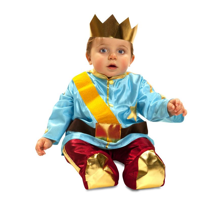Disfraz de principe azul bebe comprar online al mejor - Disfrazes de bebes ...