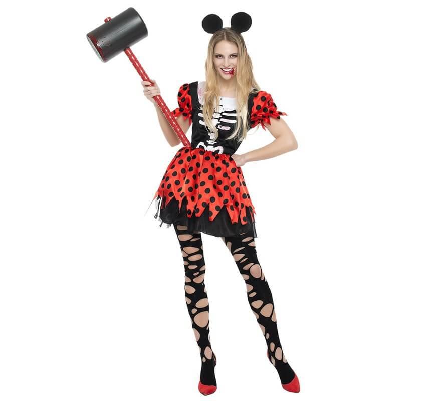 Vestidos de minnie mouse para mujeres