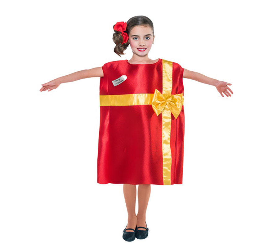 Disfraz de regalo - Disfraz de navidad para bebes ...