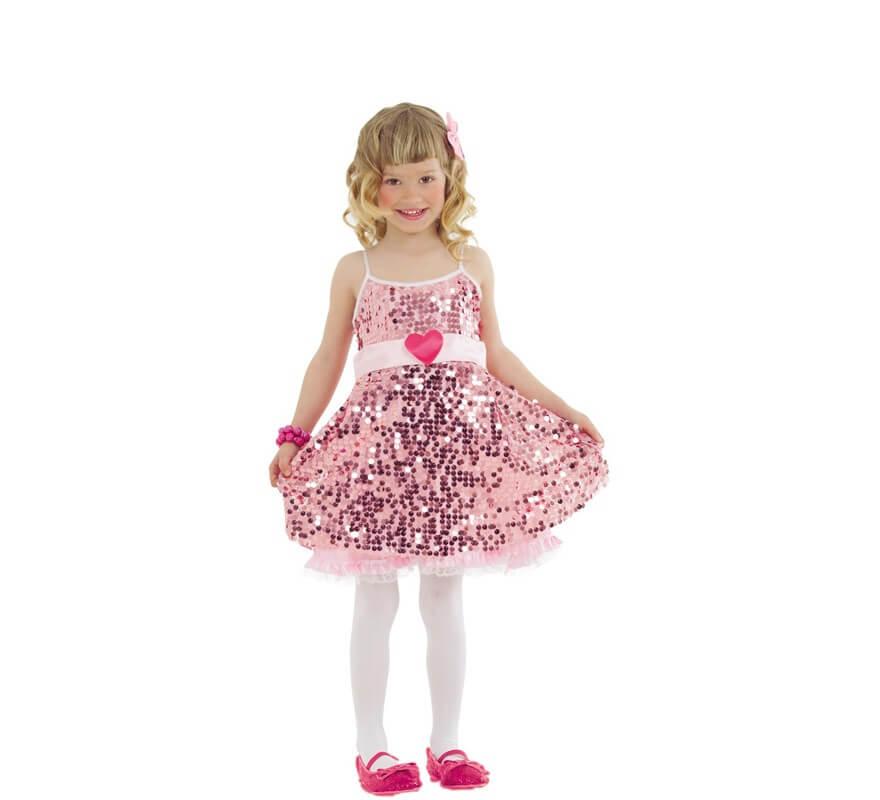 Disfraz de Reina del Baile para niña