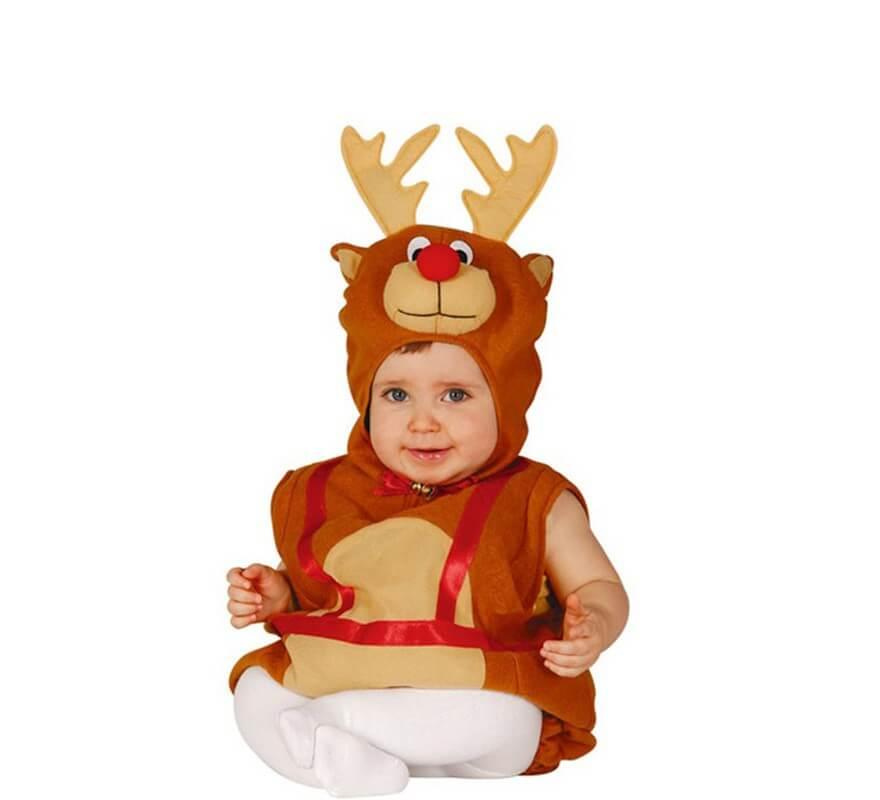 Disfraz de reno navide o baby para beb - Disfraz de reno nina ...
