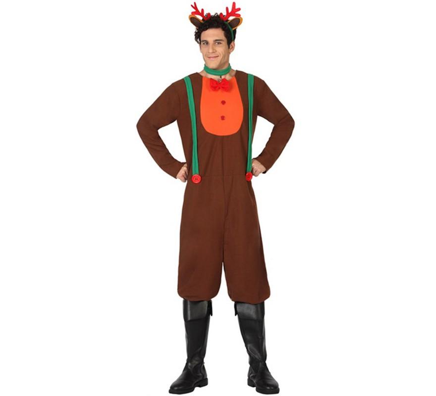 Disfraz de reno para hombre - Disfraz de reno nina ...