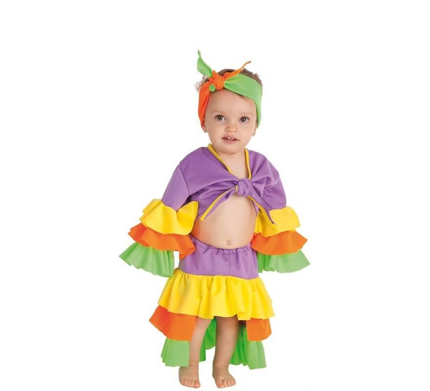 6f18ef673 Disfraz de Rumbera Varadero para bebé