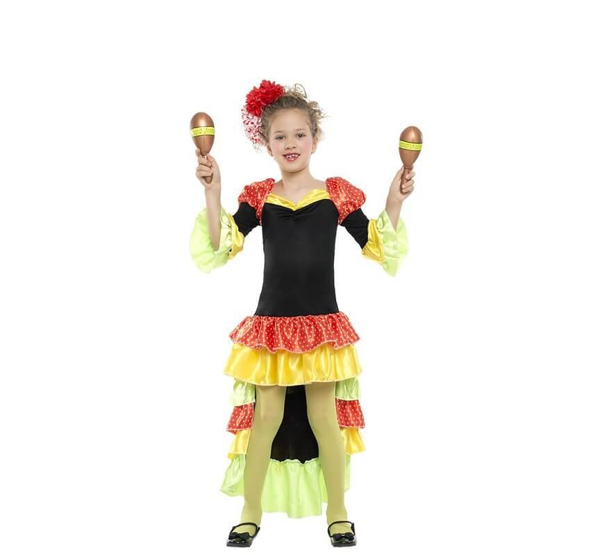 Disfraz Onu T Traje De Baile Baile Y Disfraz Halloween Nia