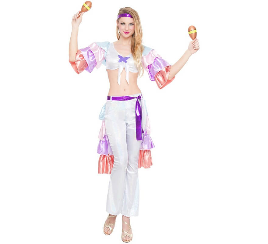 7813cde6a747 Disfraz de Samba para mujer