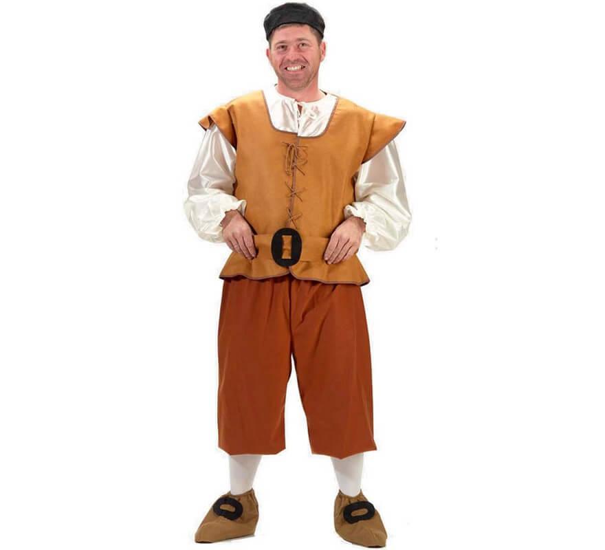 Disfraz de Sancho Panza para hombre