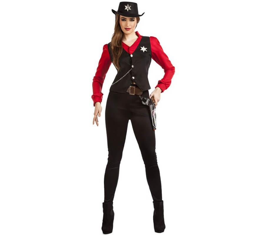 Para Sheriff Mujer Disfraz Sheriff Mujer De Para Disfraz Sheriff Disfraz De De Para nwyNvm80O