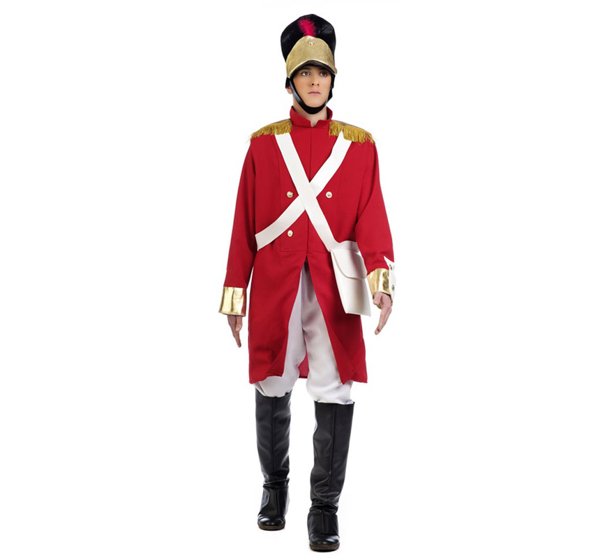 Deguisement Soldat De Plomb Pour Homme_ref_34557 on Disfraz Soldadito De Plomo