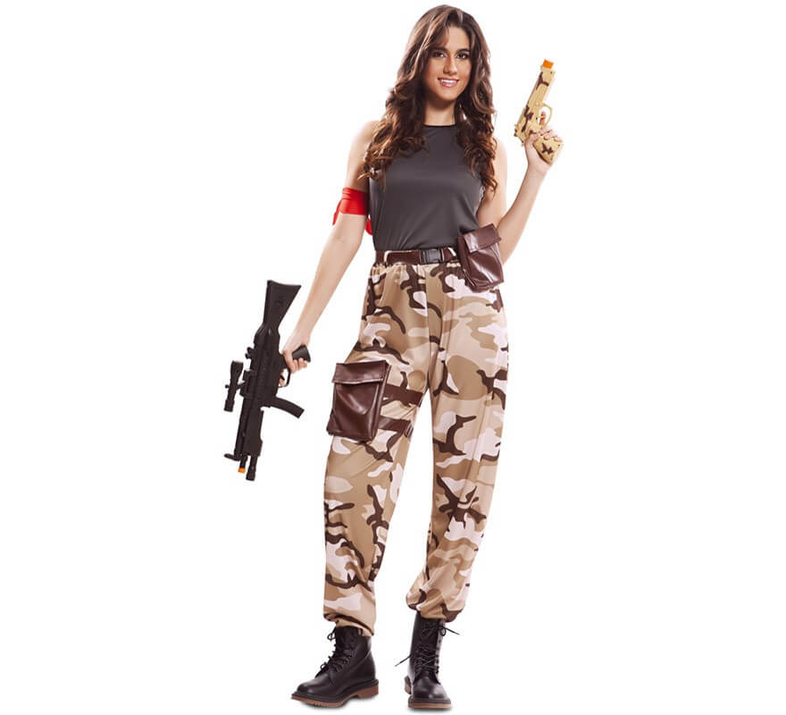 e2f4395c134 Disfraces de Militar y Ejército · Tienda online especializada 24H