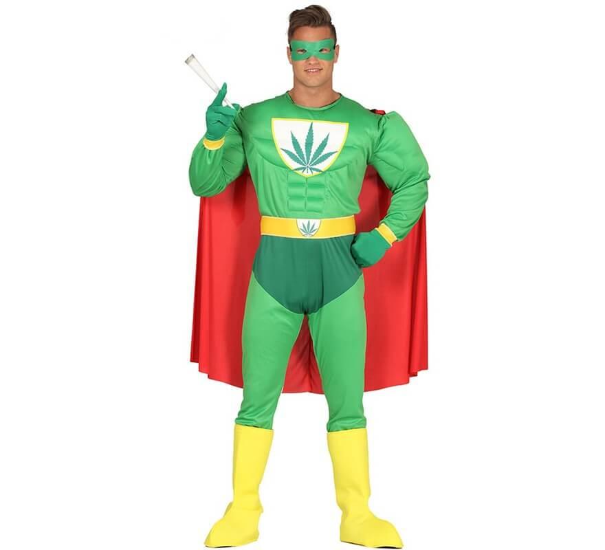 Costume beerman supereroe uomo birra