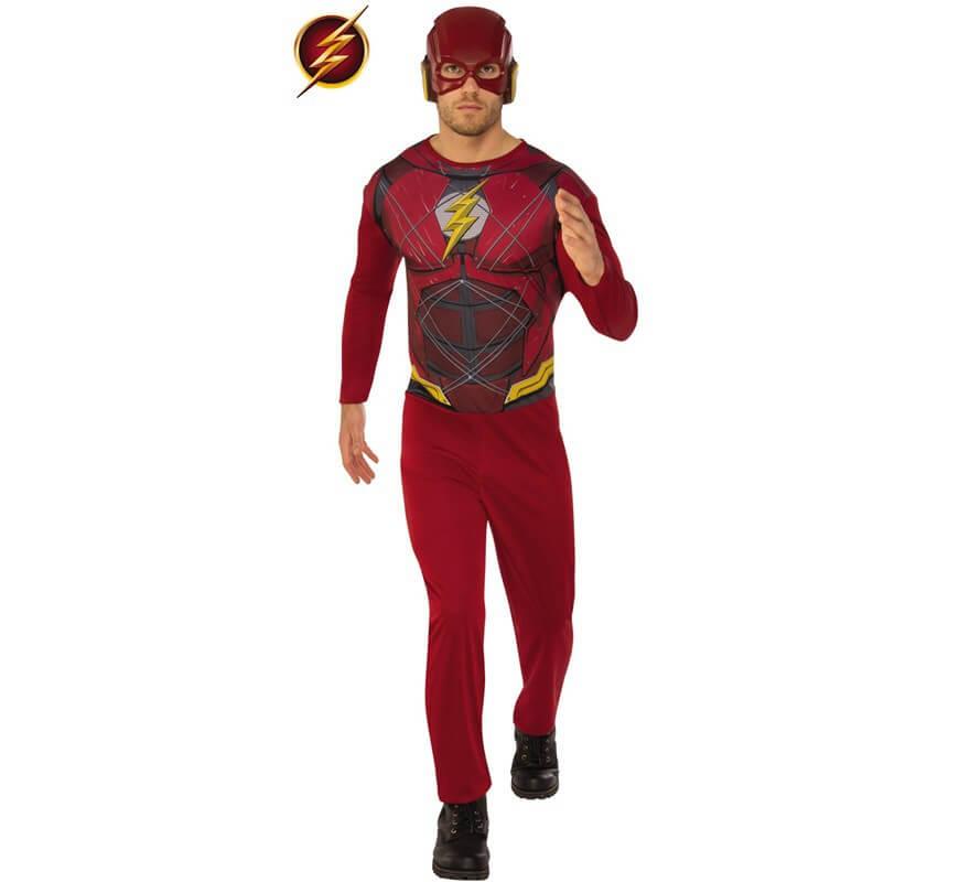 Disfraz de The Flash para hombre 8229f30ab31