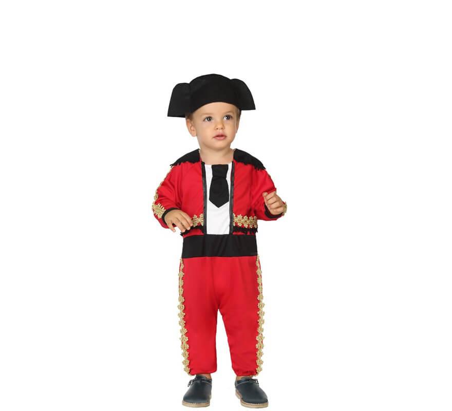 Disfraz de Torero para bebé a45c4f39d56