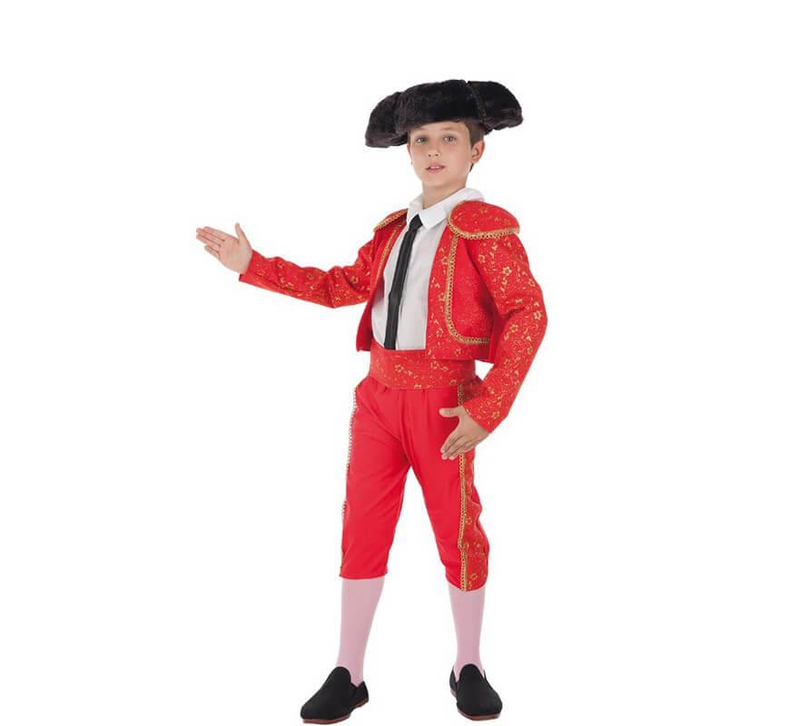 Disfraz de Torero para niño b4077431dea