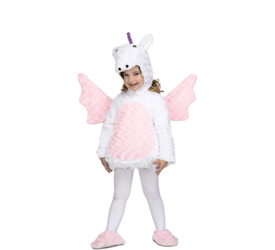 Unicornio Niña De Peluche Para Disfraz OZiPkuX