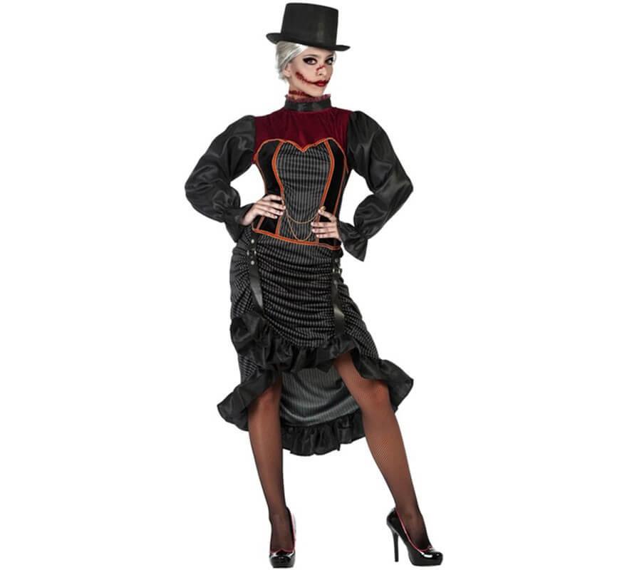 Disfraz de Vampiresa de Gala para mujer