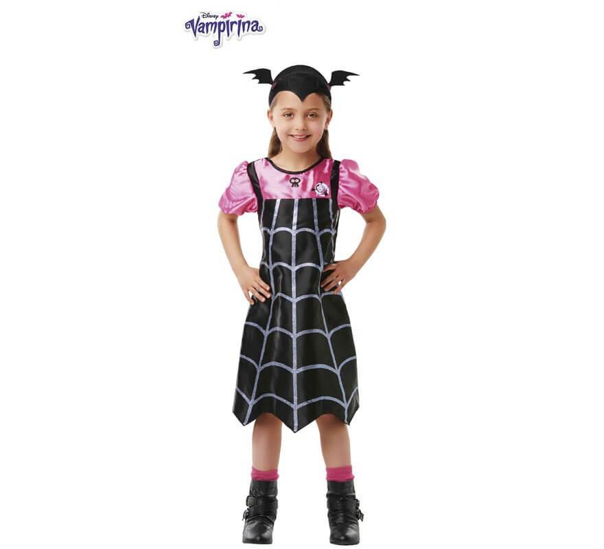 Disfraz de Vampirina de Disney para niña